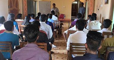 Hospitality training to Jaffna