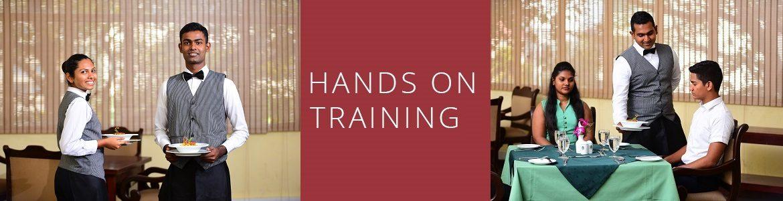 Training Hotel - Hands on training