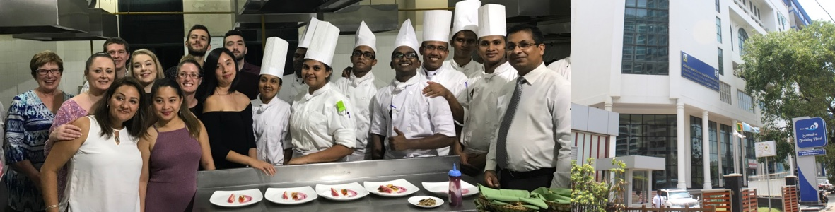 Sri Lanka Institute of Tourism and Hotel Management